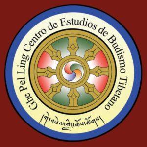 Ghe Pel Ling Canarias - Centro de Estudios de Budismo Tibetano, Meditación e Yoga - logo