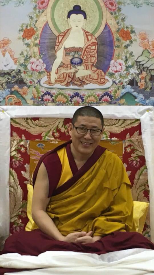 Ven. Gajang Gazi Rinpoche - Enseñanzas, Budismo, Meditación Tibetana - Lama