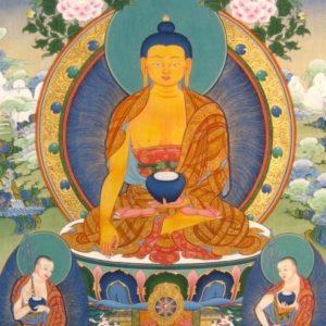 Celebración de Saka Dawa 29 Mayo 2018 Centro de Budismo Tibetano y Meditacion Tenerife GhePelLing Canarias -