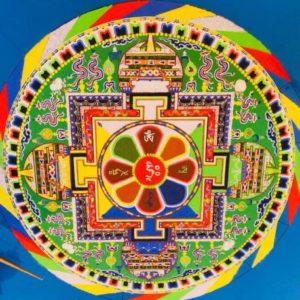 Ghe Pel Ling Canarias Tenerife- Mandala - Centro de Estudios de Budismo Tibetano, Meditación y Yoga 2018